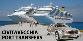 civitavecchia port transferts